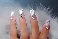 38 Amazing Nail Art Design For Your Christmas / New Year�s Eve
