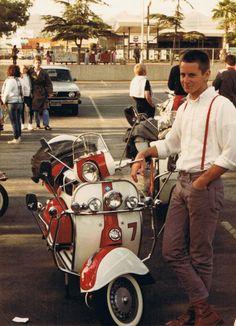 Scooter tradition LA-style via @Deb Dagenais Alund