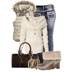 H&M Padded waistcoat