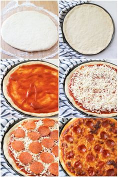 Pizza Dough, Crisp, Canning, Ethnic Recipes, Food, Home Canning, Meals, Yemek, Eten