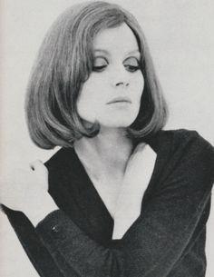 Francoise Dorleac, sister of Catherine Deneuve