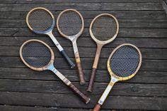 Vintage Tennis Racquet Makeover - Jewelry Organizer!