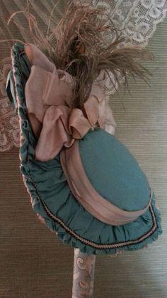 Cherie's Petite Boutique ~ Spectacular French Fashion Bonnet