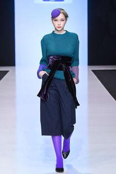 Teplitskaya Design , Fall-Winter 2017, Moscow, Womenswear