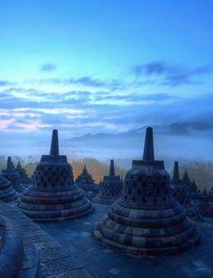 Borobudur,Indonesia
