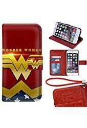Zoom Wonder Woman Flannel iphone case