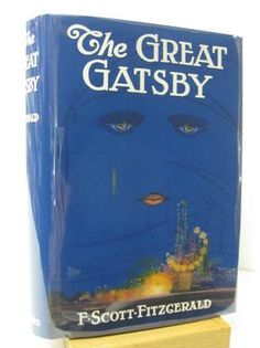 Great Gatsby by F Scott Fitzgerald