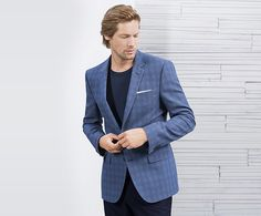 BOSS   SPRING/SUMMER 2015   Men's Fashion   Menswear   Men's Outfit   Business Casual   Shop at designerclothingfans.com