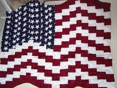 Free Quilt Patterns Waving The Flag Patriotic Pattern wallpaper . 2019 Free Quilt Patterns Waving The Flag Patriotic Pattern wallpaper . The post Free Quilt Patterns Waving The Flag Patriotic Pattern wallpaper . 2019 appeared first on Quilt Decor. Bargello Quilt Patterns, Hand Quilting Patterns, Bargello Quilts, Rag Quilt, Quilt Block Patterns, Quilting Designs, Quilt Blocks, Sewing Patterns, Quilting Ideas