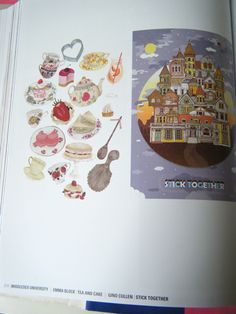 Emma's work in the AOI book