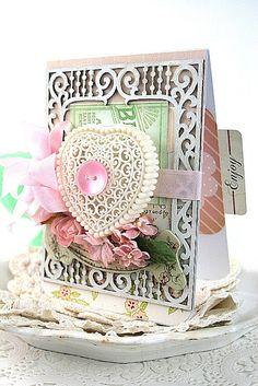 Really Reasonable Ribbon Blog: Love Letter Box Card