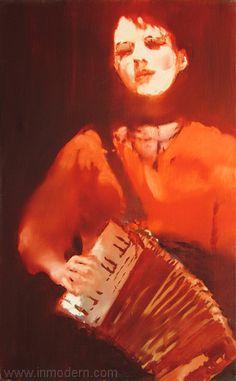 Mon Amour by Alyna Maksymenko www.INMODERN.com