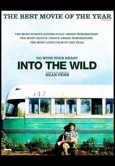 Já vi Into the Wild pelo menos uma dúzia de vezes, e continuo me emocionando tanto quanto ou até mais do que a 1a.vez,  É um filme belíssimo, profundamente transformador, baseado numa história incrível, e que conta ainda com a sensível direção de Sean Penn (sou fã!), a visceral atuação do lindo Emile Hirsch, e a arrasadora trilha sonora de Eddie Vedder.  Está na minha TOPList da vida!  Sou até chata quando indico, mas é porque quero que as pessoas realmente vejam!  Acreditem, TEM QUE VER!