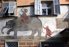 der Elephant Brixen.... Bressanone   #TuscanyAgriturismoGiratola