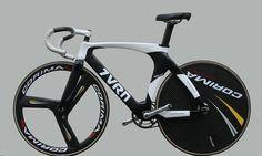7VRN Carbon Track Bike £850. 49cm