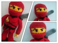 ninja amigurumi - Buscar con Google