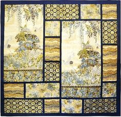 "Quilt Pattern - Leesa Chandler Designs - Panel Magic - Finished Size:  65"" x 61"""