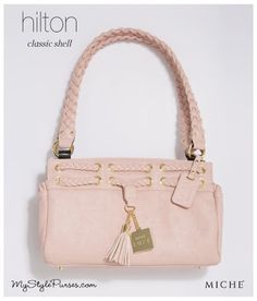 Miche Hilton Classic Luxe Shell from MyStylePurses.blogspot.com
