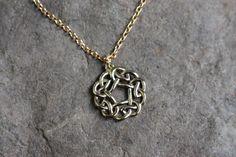 Pentagon Knot Celtic Pendant - Vikings Canada Pentagon, Celtic Knot, Vikings, Knots, Canada, Pendant Necklace, Logos, Jewelry, The Vikings