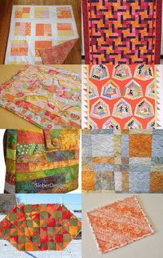 Obsessed with Orange by Lindsay McKinley on Etsy--Pinned with TreasuryPin.com
