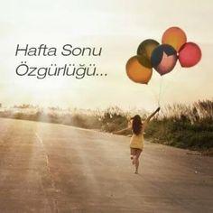 Hafta sonu özgürlüğü :) #haftasonu #weekend #özgürlük #mutluluk #happy