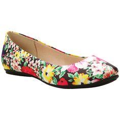 Sapatilha New Casual floral - Paquetá - LojasPaqueta ♡