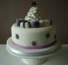 christmas cake ideas - Google Search