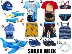 | Shark Week - In the Water... | Petit-Swag |
