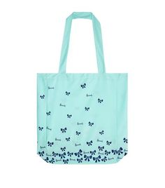 Harrods Bow Print Foldaway Shopper Bag available to buy at Harrods. Shop online and earn Rewards points.