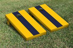 Matching No Stripe Version 1 Cornhole Boards Game Set
