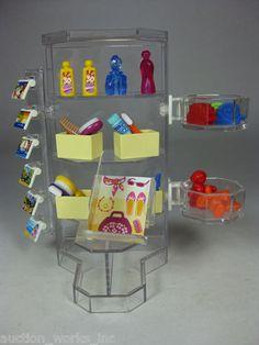 Playmobil City Store Shelf Unit w Sale Items New Postcards Hotel Gift Shop Toys | eBay