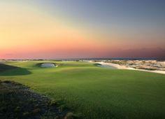 Saadiyat Beach Golf Club - Champioship Course - United Arab Emirates - Abu Dhabi   GOLFBOO.com