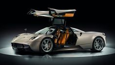 The aerodynamic concept of the Pagani Huayra is that of a wing