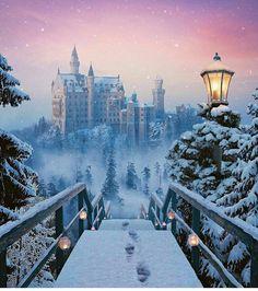 """vesnic333: """"Neuschwanstein Castle, Bavaria, Germany """""""