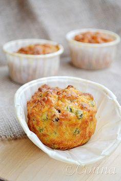 Macarons, Savory Muffins, Cupcakes, Carrots, Recipies, Appetizers, Menu, Snacks, Cooking