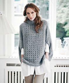 Ravelry: Ella pattern by Lene Holme Samsøe from Perfectly Feminine Knits