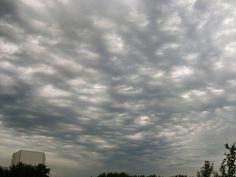 Stratocumulus lacunosus - Wolken Online