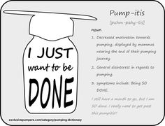 Pumping Definition: Pump-itis
