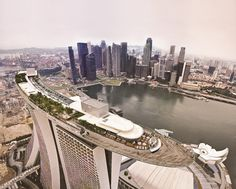 Celebrity Hotels: Outstanding Marina Bay Sands Singapore - Welcome to Marina Bay Sands hotel. This unique hotel is an integrated resort fronting Marina Bay Holiday In Singapore, Singapore Tour, Singapore Grand Prix, Singapore Travel, Singapore Holidays, Singapore Country, Singapore Island, Singapore Malaysia, Hotel Marina Bay Sands