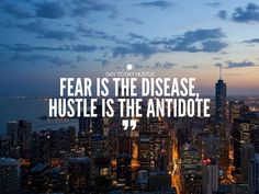 #hustle this is true because I'm anxious when I'm not busy working on my goals. The hustle is the cure !!