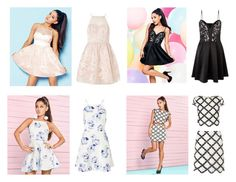 """""""Ariana Grande Style"""" by sophia-smith1 on Polyvore featuring Lipsy"""
