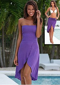 Bathing Suit Cover Up Dresses, Skirts, and Tunics by VENUS