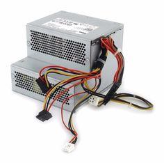 T164MDell Optiplex 760 780 960 Desktop Power Supply PSU F255E-01 V6V76