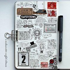 Art journal inspiration. Feed | http://Pinsta.me - Instagram Online Viewer