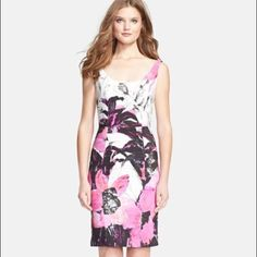 Milly Winter Orchid Sophia Dress Never worn, in fabulous dress in perfect condition. Milly Dresses