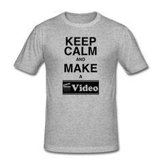 ...für alle Youtuber und LetsPlayer - DAS Shirt für den nächsten Internetauftritt...!!!  http://shop.spreadshirt.de/DaiSign/-A103016905?locale=de_DE  #YouTube #Video #KeepCalm #Letsplay #Youtuber #Film