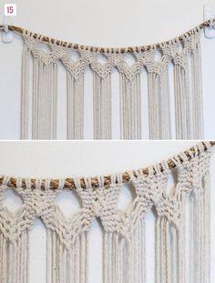 queria renda, crochet, trico, bordado... essas coisas