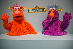 Check out this exhibit of 45 years of that essential NYC-based children's program, Sesame Street, in the form of scripts, storyboards, models and of course plenty of clips from the show and behind the scenes.