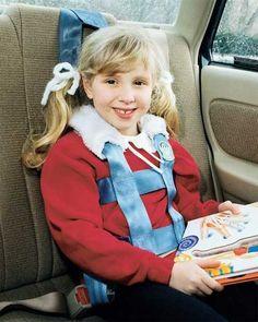 Special needs seatbelt