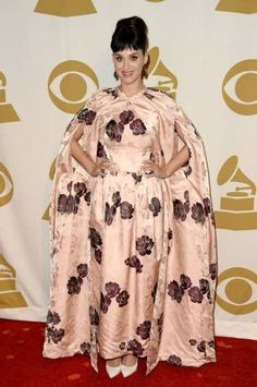 #KatyPerry attends 'The Night That Changed America: A Grammy Salute To The Beatles' at the #LosAngelesConventionCenter on January 27, 2014. See more Celebs Spotted at Los Angeles Convention Center! http://celebhotspots.com/hotspot/?hotspotid=5241&next=1